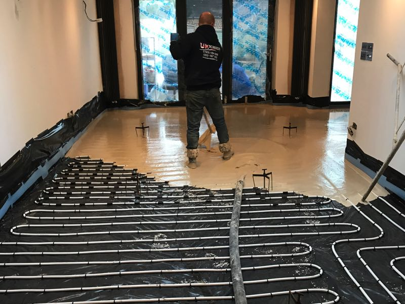Liquid Screed Problems and how to avoid them