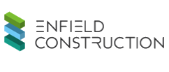 Enfield Construction Logo