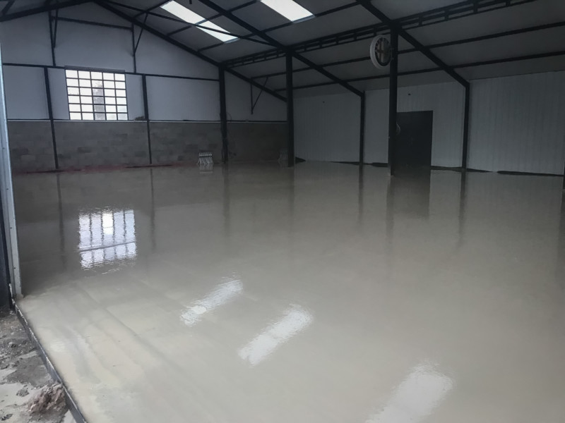 How To Polish A Screeded Floor Uk Screeds Ltd
