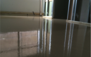 Sheen Lane Finished Floor Screed